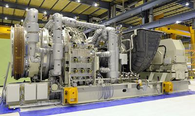 SGT-800 gas turbines