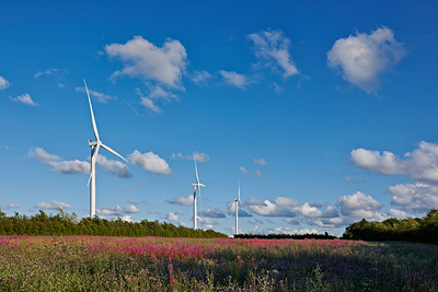 Siemens wind turbine