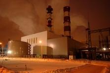 Alstom power plant Moscow