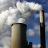 Coal-fired power flume