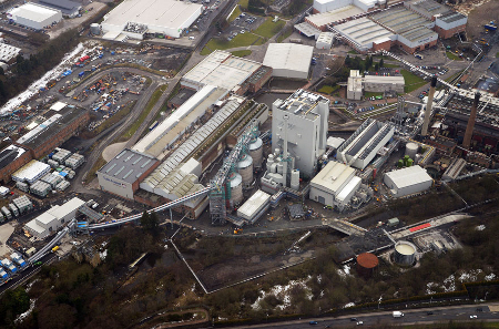 Markinch biomass