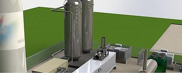 Viridor energy storage