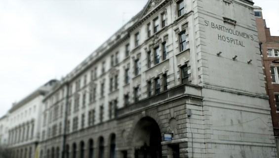 St Barts Hospital London