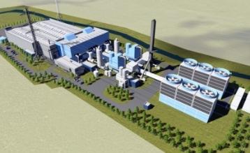 Dagenham gasification plant
