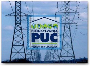 Pennysylvania PUC