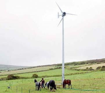 Evance wind turbine