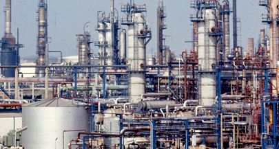 Antwerp refinery