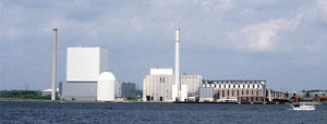 Skaerbaek power plant