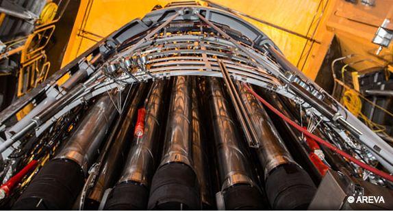 Olkiluoto reactor