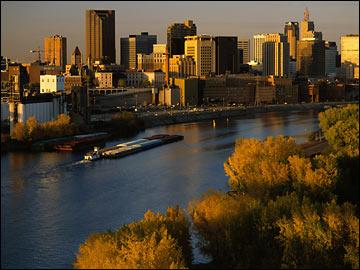 St Paul Minnesota