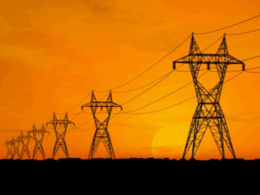 Overhead lines and pylons