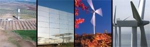 Acciona wind turbines