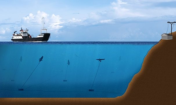 Minesto marine power