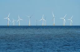Offshore wind links