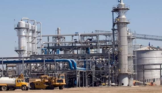Pacific Ethanol Stockton plant