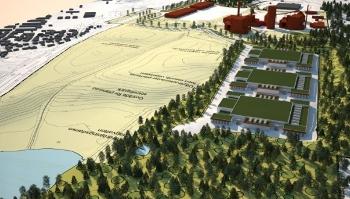 Eco data centre Sweden