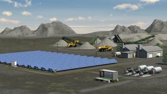 Australia hybrid on-site power