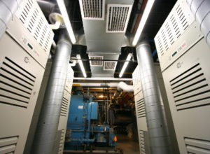 Combined heat and power system, Toledo Museum of Art, Ohio, US