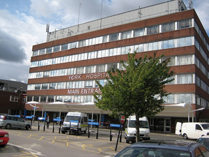 CHP system commissioned by UK hospital