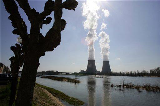 Belleville power plant