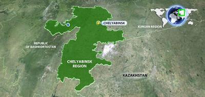 Chelyabinsk south Urals