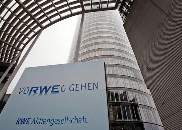 RWE sign