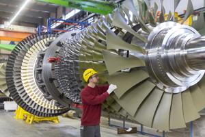 Siemens CCGT Lausward