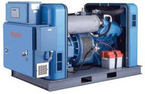 Tecogen CM-60 CHP unit