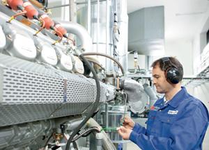 MTU Onsite Energy engineer and equipment