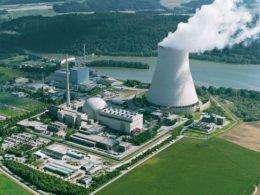 Isar nuclear power plant