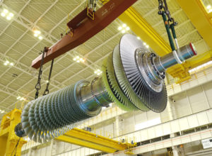 heavy-duty gas turbines