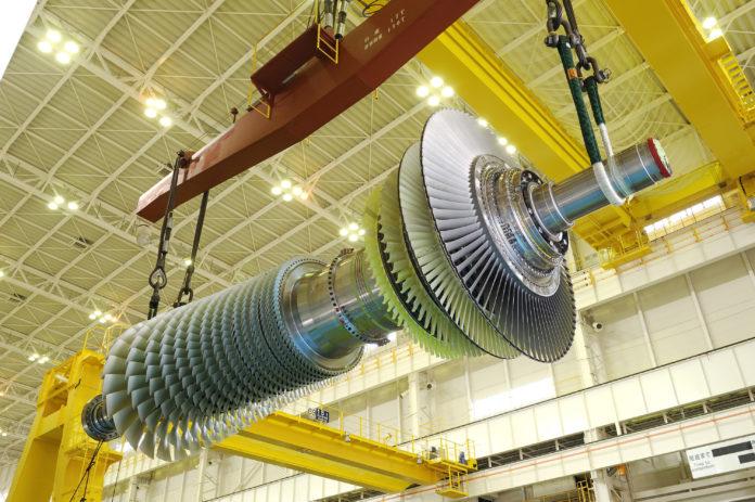 heavy-duty gas turbines