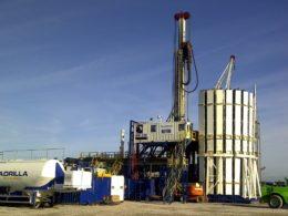 Shale gas wells Lancashire