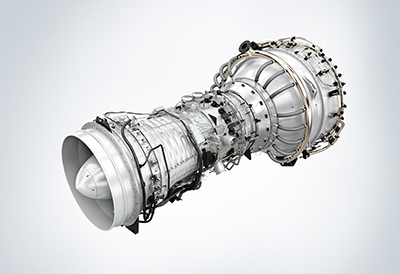New gas turbine for on-site power