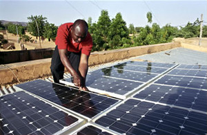 On-site solar in Zambia