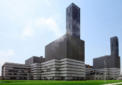 Cogeneration replaces coal in Beijing power project