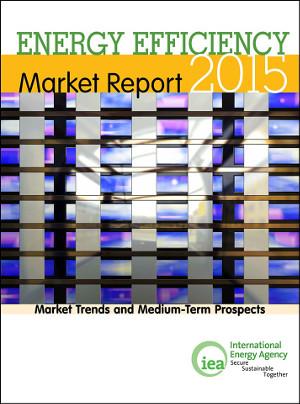 IEA Energy Efficiency Market Report 2015