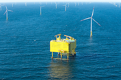 Siemens offshore