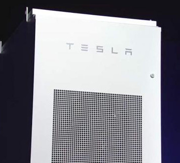 On-site power from Tesla batteries for US buildings