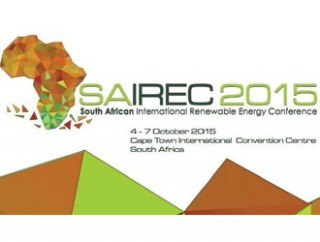 South Africa International Renewable Energy Conference 2015