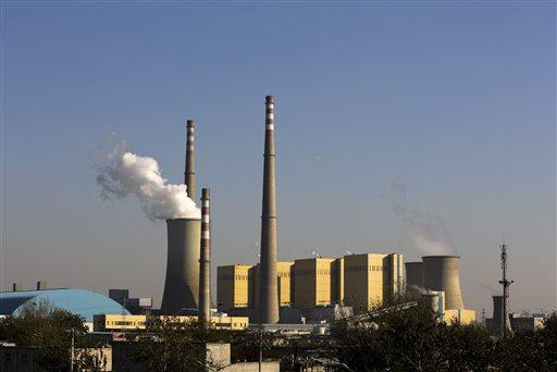 Coal power plant ChinaCoal power plant China