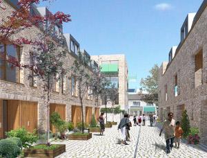 'Responsive CHP' system for urban regeneration scheme