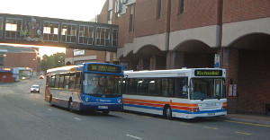 On-site solar power for UK bus depots