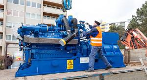 CHP plant heating Berlin households