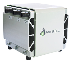 On-site fuel cell