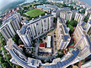 Apple to power Singapore operations with on-site solar
