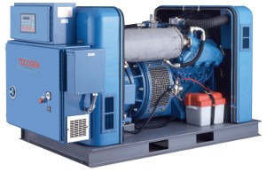 Tecogen microturbine CHP