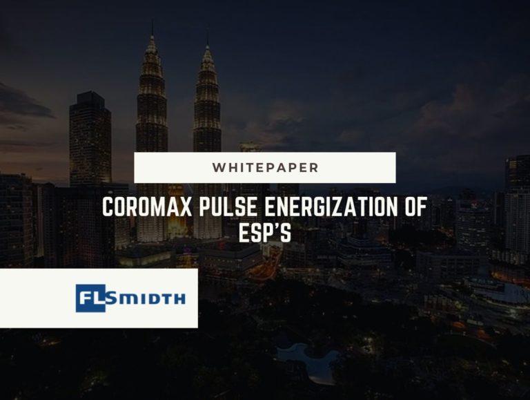 Coromax Pulse Energization of ESP's