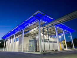 Rolls-Royce MTU Microgrid Validation Center