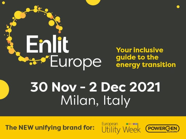 About Enlit Europe 2021